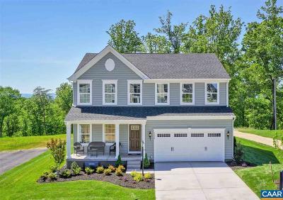 Charlottesville Single Family Home For Sale: 4430 Sunset Dr