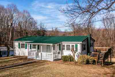 Rockingham County Single Family Home For Sale: 10976 John Kline Ln