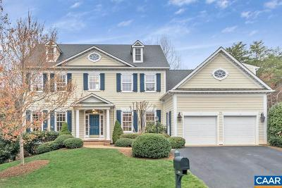 Glenmore (Albemarle) Single Family Home For Sale: 2396 Pendower Ln
