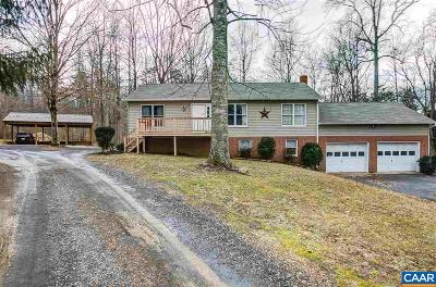 Greene County Single Family Home For Sale: 764 Rippin Run Rd