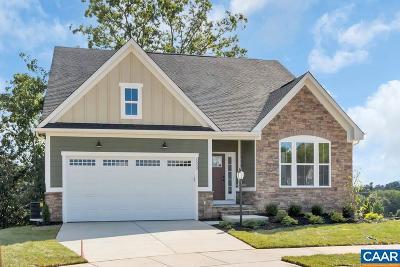 Albemarle County Single Family Home For Sale: 9 Fowler Ridge Ct