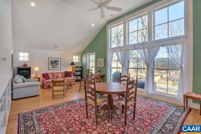 Charlottesville Single Family Home For Sale: 604 Locust Ave