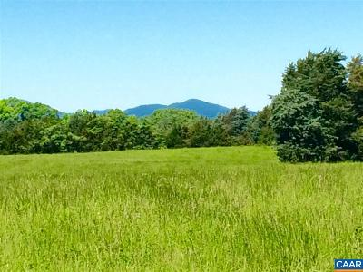 Albemarle County Lots & Land For Sale: 190 Broomfield Ln