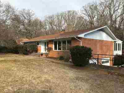 Staunton VA Single Family Home Sale Pending: $285,000