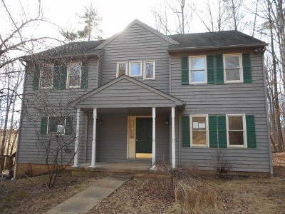 Albemarle County Single Family Home For Sale: 4201 Garth Rd