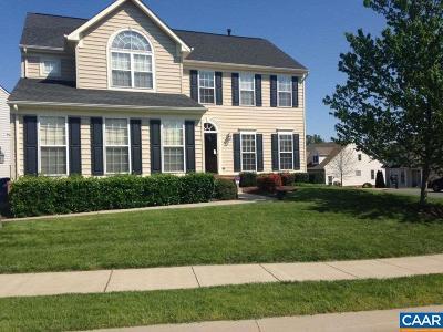 Gordonsville Single Family Home For Sale: 22 Villa Ave
