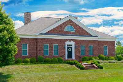 Rockingham VA Single Family Home For Sale: $569,000