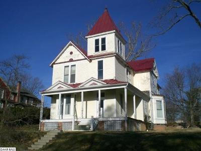 Waynesboro County Single Family Home For Sale: 649 Walnut Ave