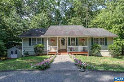 Palmyra Single Family Home For Sale: 21 Morewood Pl