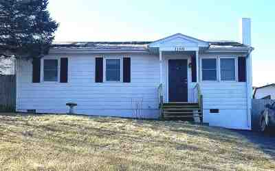Waynesboro County Single Family Home For Sale: 1100 4th St