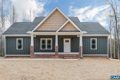 Louisa County Single Family Home For Sale: 2950 Three Chopt Rd