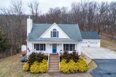 Rockingham County Single Family Home For Sale: 8687 Beacon Hill Rd
