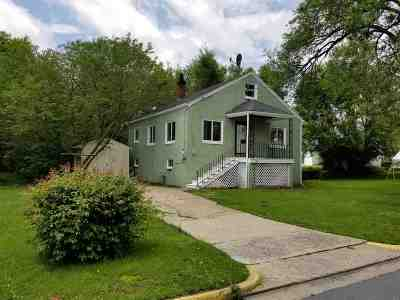 Harrisonburg Single Family Home For Sale: 165 Ohio Ave