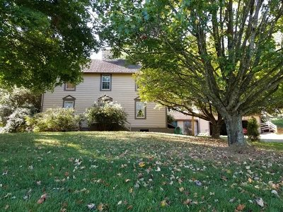 Rockingham County Single Family Home For Sale: 8668 Kiser Rd