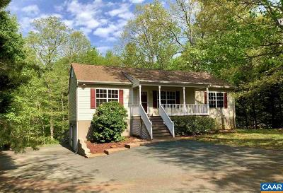 Single Family Home For Sale: 27 Possum Ln