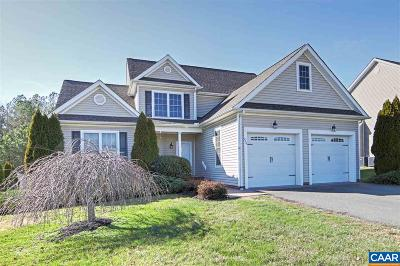 Fluvanna County Single Family Home For Sale: 270 Glen Cir