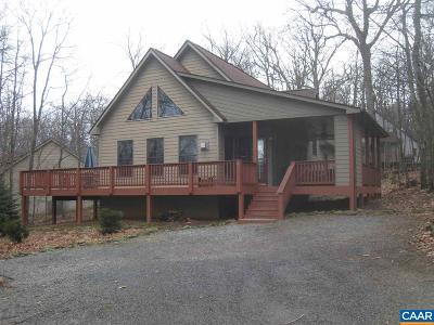 Nelson County Single Family Home For Sale: 15 Woodlily Ln