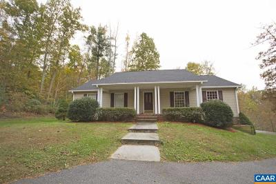 Greene County Single Family Home For Sale: 356 Old Mill Rd