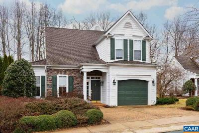 Albemarle County Single Family Home For Sale: 5545 Stonegate Ln
