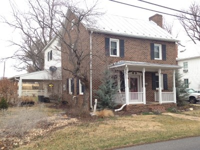 Single Family Home For Sale: 8511 Main St