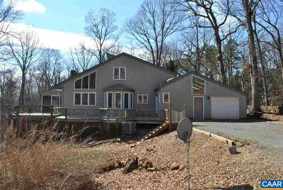 Charlottesville Single Family Home For Sale: 365 Jeffers Dr