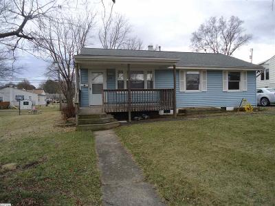 Waynesboro Single Family Home For Sale: 118 King Ave