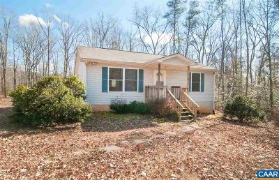 Single Family Home For Sale: 27310 Miracle Way