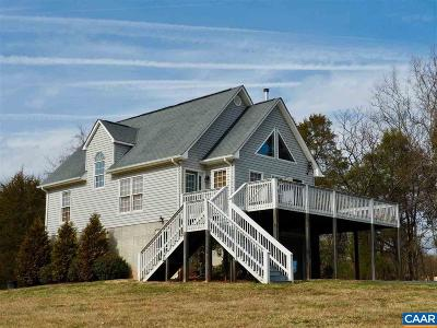 Fork Union Single Family Home For Sale: 221 Winding River