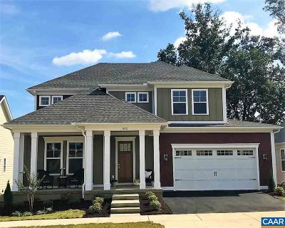 Charlottesville Single Family Home For Sale: 1152 Farrow Dr