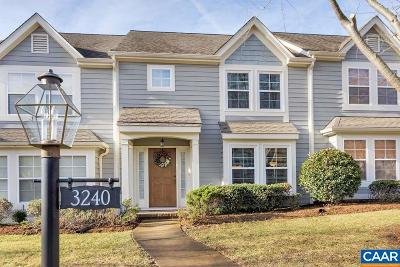 Townhome For Sale: 3240 Gateway Cir