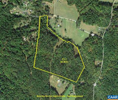 Lots & Land For Sale: Woodward Hollow Rd