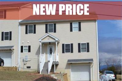 Rockingham County Townhome For Sale: 150 Windy Knoll Dr