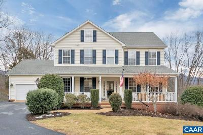 Albemarle County Single Family Home For Sale: 4778 Break Heart Rd