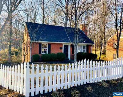 Single Family Home For Sale: 2731 McElroy Dr