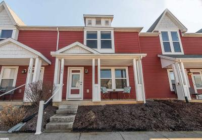 Harrisonburg Townhome For Sale: 1276 Frost Pl