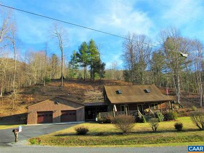 Single Family Home For Sale: 604 North Fork Rd