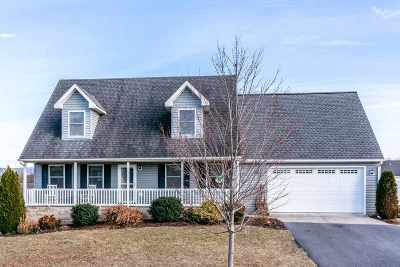 Broadway Single Family Home For Sale: 293 Oxford Ln