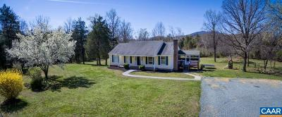Single Family Home For Sale: 2371 Simmons Gap Rd