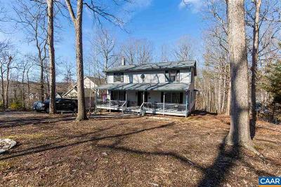 Fluvanna County Single Family Home For Sale: 13 Clark Ct