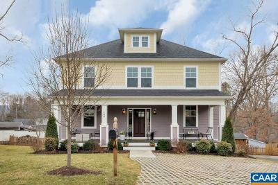 Charlottesville Single Family Home For Sale: 108 Christa Ct