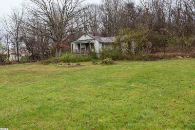 Waynesboro Lots & Land For Sale: 1416 Peach St