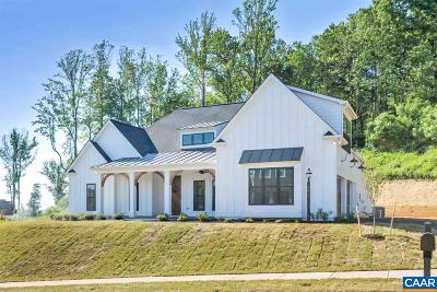 Crozet Single Family Home For Sale: 729 Concho Ln