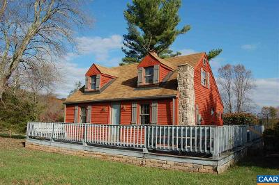 Madison County Single Family Home For Sale: 3012 Ridgeview Rd