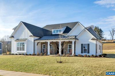 Crozet Single Family Home For Sale: 6017 Westhall Dr