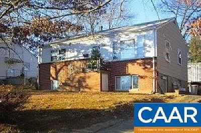 Charlottesville Multi Family Home For Sale: 1007 Forest Hills Ave