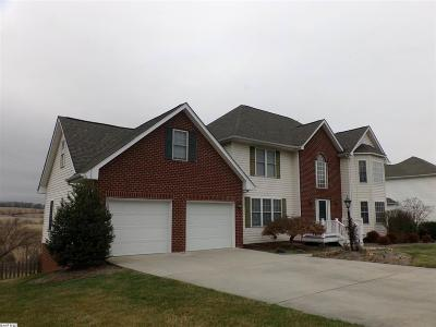 Augusta County Single Family Home For Sale: 76 Emerald Hill Dr