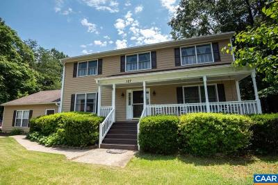 Barboursville Single Family Home For Sale: 127 Fir Tree Ln