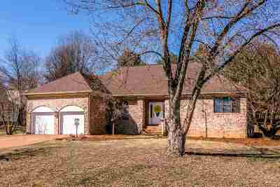 Rockingham County Single Family Home For Sale: 1261 S Cresent Rd
