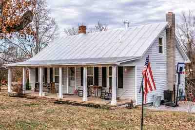 Rockingham County Single Family Home For Sale: 3597 Mule Skinner Ln