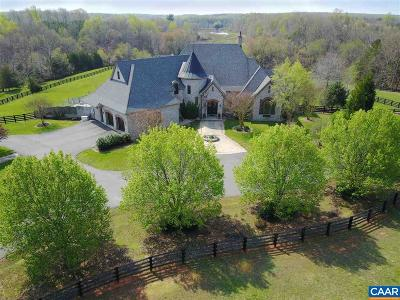 Albemarle County Farm For Sale: 4969 Barn Field Dr